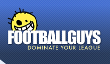 Fantasy Football - Footballguys News Blogger