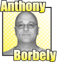 Anthony Borbely's mug